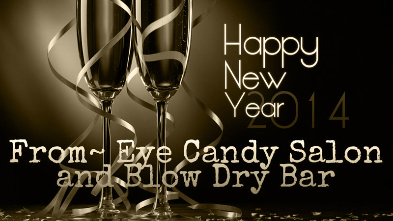 Eye Candy Salon - New Years Eve Giveaway