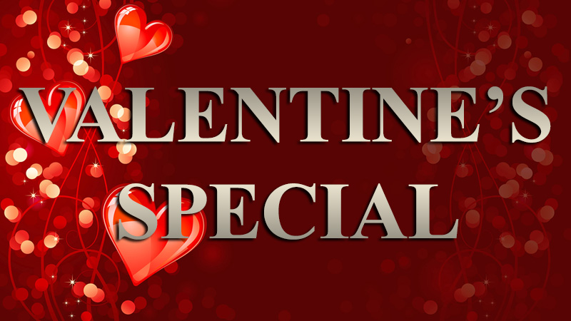 take advantage of our valentine's day special - eye candy salon, Ideas