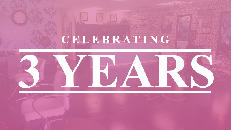 Eye Candy Salon Celebrating 3 Years in Colorado Springs